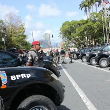Pernambuco registra queda no número de roubos