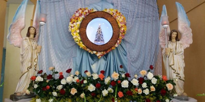 Na capital, a principal homenagem foi no bairro do Ipsep, na Zona Sul. A igreja de Nossa Senhora da Conceição Aparecida promoveu uma série de celebrações eucarísticas em homenagem a santa