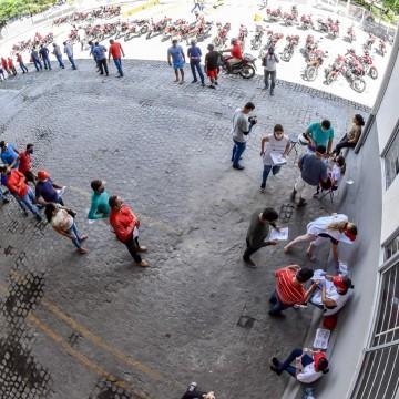 Transforma Caruaru já entregou cerca de 5 mil cestas básicas