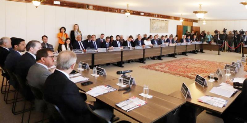 De acordo com o presidente do Tribunal de Contas Marcos Loreto, as ações do TCE visam dar andamento e conclusão as obras