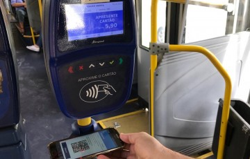 No Recife, passagem de ônibus já pode ser comprada pelo celular
