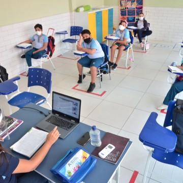 Retorno das aulas de ensino infantil nas escolas privadas