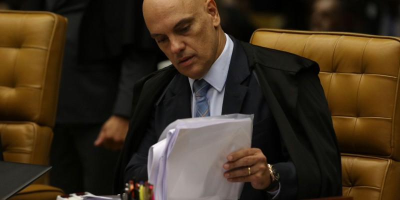 Moraes manda apurar ataque de hackers a sistema de informática do TSE