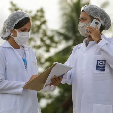 Jaboatão desenvolve força-tarefa para aplicar segunda dose da vacina em idosos faltosos