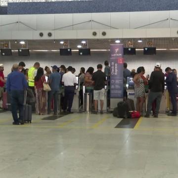 Aeroporto do Recife registra crescimento de 443,30% na movimentação de passageiros de abril a agosto