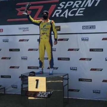 Pernambuco vai ao pódio no GT Sprint Race