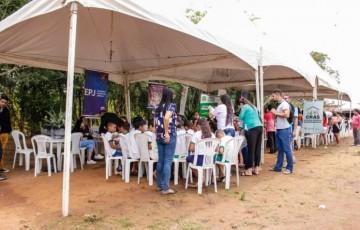 Ação de atendimentos e serviços da Prefeitura de Caruaru segue para o bairro São José