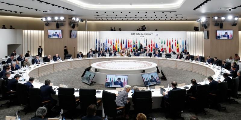 Membros do G20 devem conversar por teleconferência na próxima segunda-feira (23)