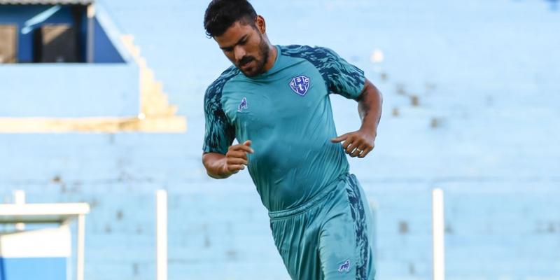 O jogador que atuou nesta temporada pelo Paysandu, teve passagem pelo tricolor em 2014