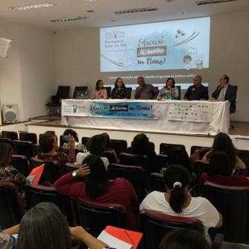 Status das metas da Lei do Plano Nacional de Educação é discutido no Recife