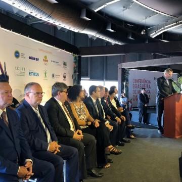 Governadores de vários estados assinam Carta de Compromisso Pelo Clima