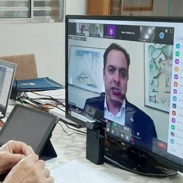 Governador e prefeitos conversam sobre plano de convivência