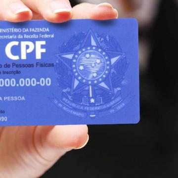 Receita Federal lança seção no site institucional para regularização de CPF