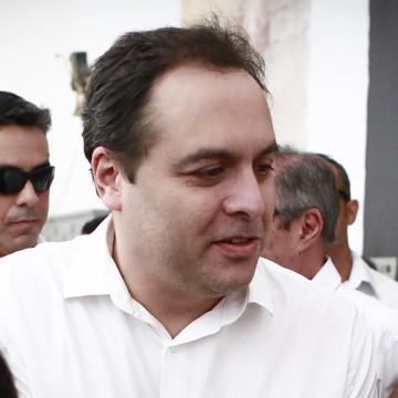 Paulo Câmara dará aula inaugural no curso de Praças da PM