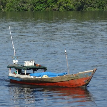 Comunidades pesqueiras enfrentam a fome por causa da segunda crise em menos de um ano