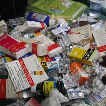 Descarte inadequado de medicamentos causa sérios problemas à saúde e ao meio ambiente