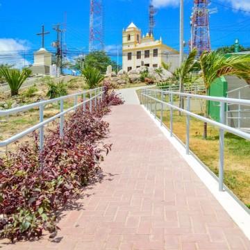 Monte Bom Jesus, praças e parques de Caruaru estarão fechados devido decreto estadual