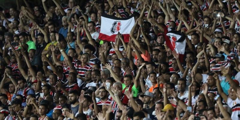 Com promoção e campanha em redes sociais, diretoria coral quer colocar 50 mil pessoas no estádio do Arruda