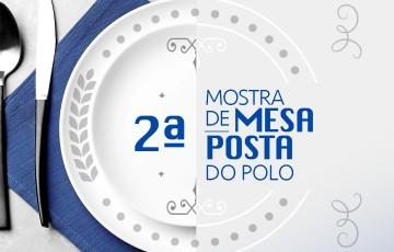 Polo Caruaru terá 2ª Mostra de Mesa Posta em homenagem ao Dia dos Pais
