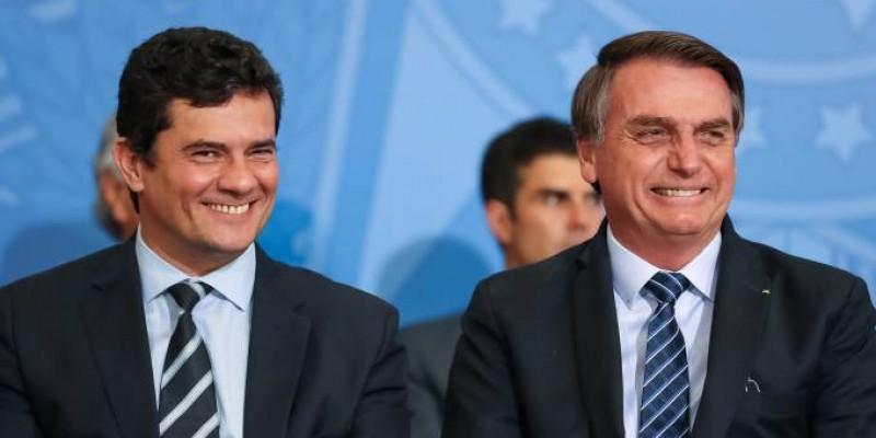 Presidente defende 'controle' do Ministério Público ao citar investigação sobre Flávio: