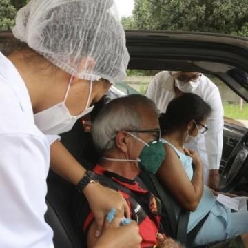 Camaragibe expande vacinação drive thru  para Aldeia nesta quarta (25)