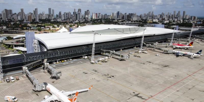 De acordo com agência, aeronave saiu de Portugal e chegou ao Recife na sexta-feira (13)