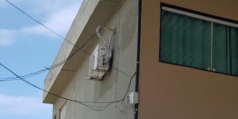 De acordo com a Celpe a energia furtada é suficiente para abastecer 120 residências por mês