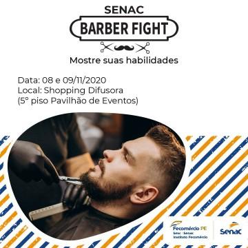 Caruaru receberá Senac Barber Fight em novembro