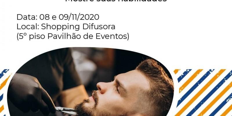 Os interessados em participar da competição de barbeiros já podem se inscrever