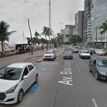 Esquema de trânsito é organizado para virada do ano, na Zona Sul do Recife