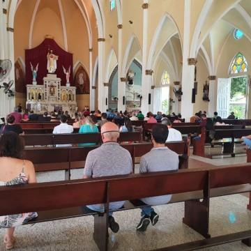 Igrejas não poderão ter celebrações presenciais aos finais de semana na RMR e Zona da Mata
