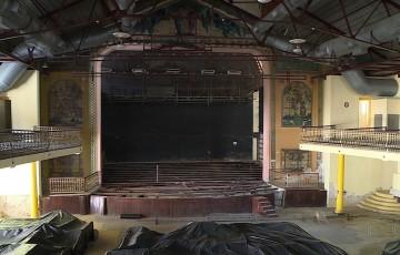 Teatro do Parque deve ser entregue em agosto