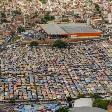 Propostas dos candidatos à prefeito de Caruaru para a Feira da Sulanca