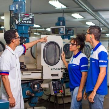 SENAI-PE abre 1,7 mil vagas para cursos técnicos em todo o Estado