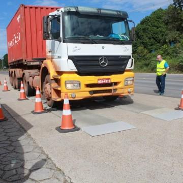 Sistema de pesagem de veículos deve ser implantado nas rodovias do estado