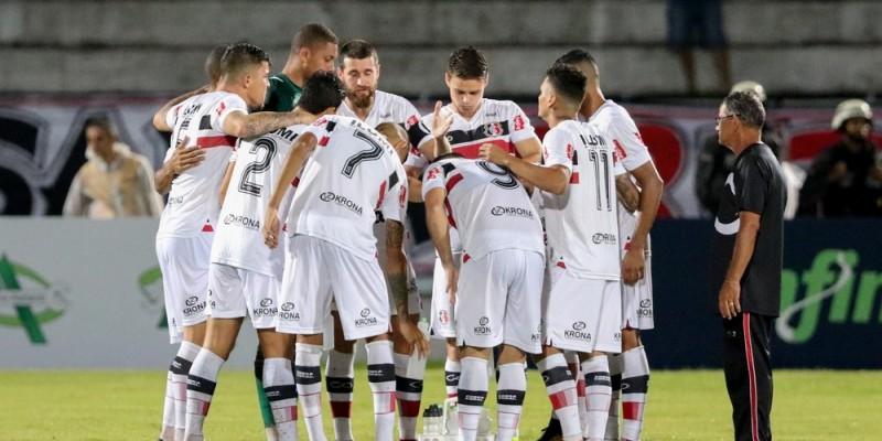 Tricolor entra em campo neste domingo (11), para confronto decisivo na Série C