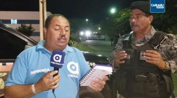 Homem é preso com drogas no Parque 18 de Maio em Caruaru.