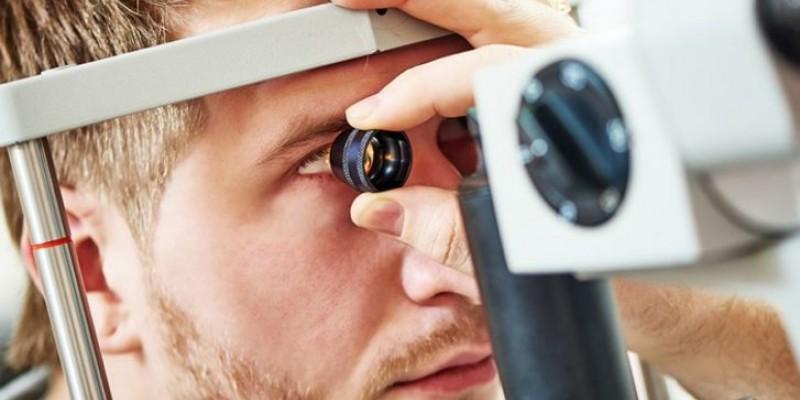 De acordo com o médico, a maioria das causas de cegueiras são evitáveis