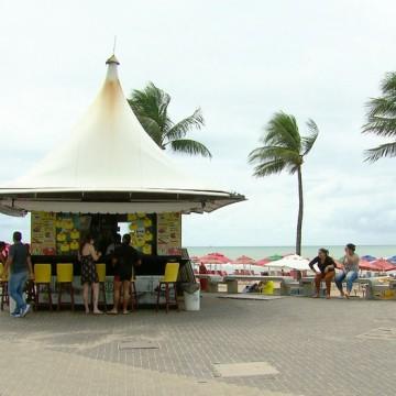Projeto vai oferecer orientação aos comerciantes das praias da Zona Sul do Recife