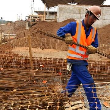 Construção civil: crescem confiança do empresário e inflação no setor