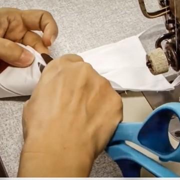 Recife seleciona profissionais da costura para produção de mais 300 mil máscaras
