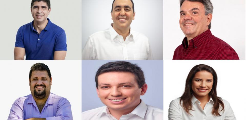 Confira a agenda desta segunda (5) dos candidatos à prefeitura de Caruaru