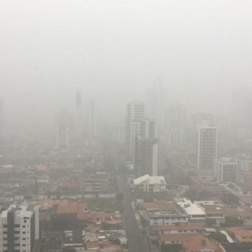 Caruaru registra 98,3% da chuva esperada para o mês de abril