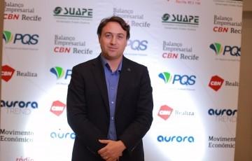 Presidente de Suape analisa performance da empresa e importância do Balanço Empresarial