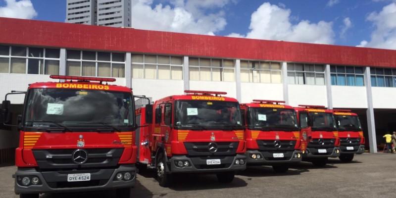 O investimento passa dos R$ 4 milhões e os veículos e materiais vão ser distribuídos para todo o Estado