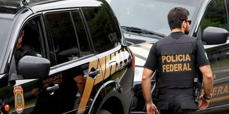 No Recife, foram cumpridos 2 mandados de busca e apreensão nos bairros da Torre e do Rosarinho.