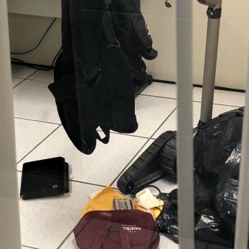 Polícia Federal investiga material encontrado na bolsa deixada no prédio da justiça