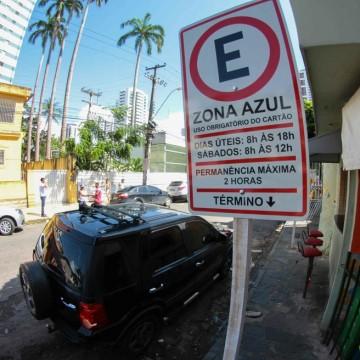 Validade das folhas da Zona Azul do Recife é prorrogada