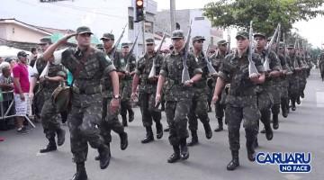 Desfile de 7 de setembro em Caruaru acontecerá em novo local este ano