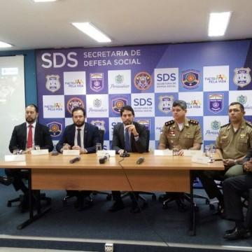 Secretaria de Defesa Social de Pernambuco diz que houve redução na quantidade de homicídios no estado no início deste ano